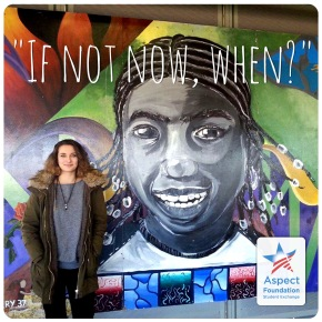 """If not now, when?"" 