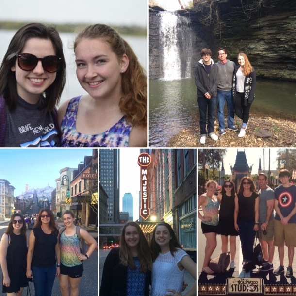Sine's favorite photos from her year in America.