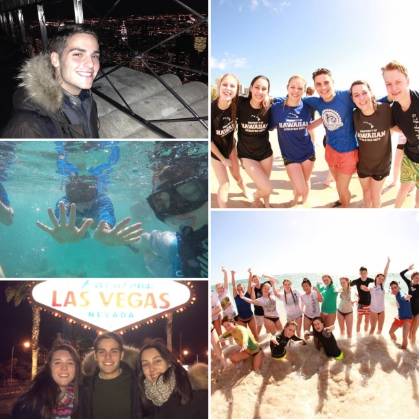 Some of Gaetano's favorite photos from his year in America.