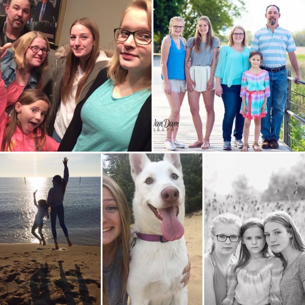A few of Julia's favorite photos from her year in Michigan.