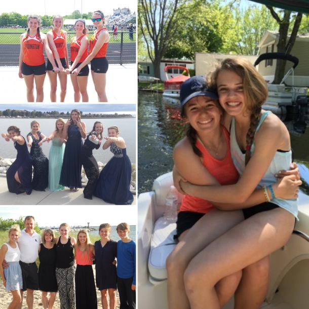 A few of Anna's favorite photos from her year in Michigan.