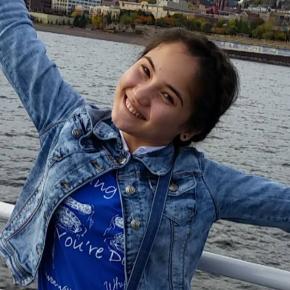 Student Spotlight – Dilafruz from Turkmenistan –3/13/17