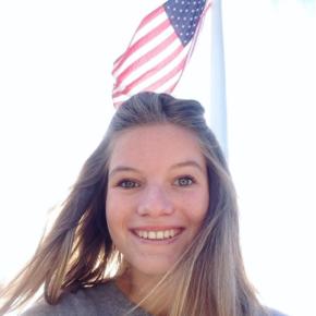 Student Spotlight – Cindy from France –3/28/17