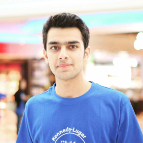 Student Spotlight – Muneeb from Pakistan –5/9/17
