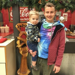 Student & Host Family Spotlight – Raphael from Germany living with the Gibsons in Texas!