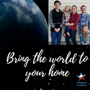 Why host an exchange student? Bring the world to your home!