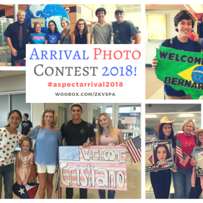 Arrival Photo Contest 2018!