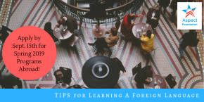 Learning a New Foreign Language – Tips and Tricks