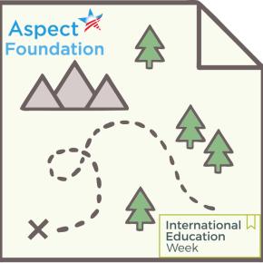 International Education Week Scavenger Hunt2018