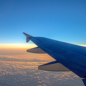 TIPS for Flying Alone for the First Time