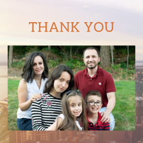 Thank You Thursday – Lisa from Kosovo