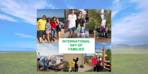 Happy International Day OfFamilies