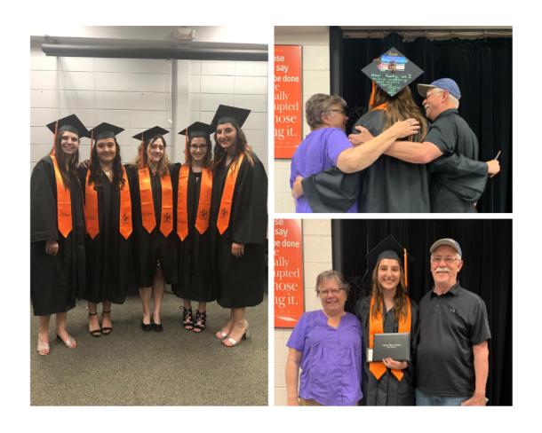 Darya graduation